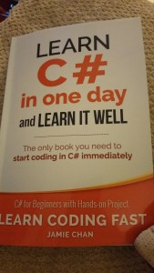 Book - Learn C# in one day and learn it well